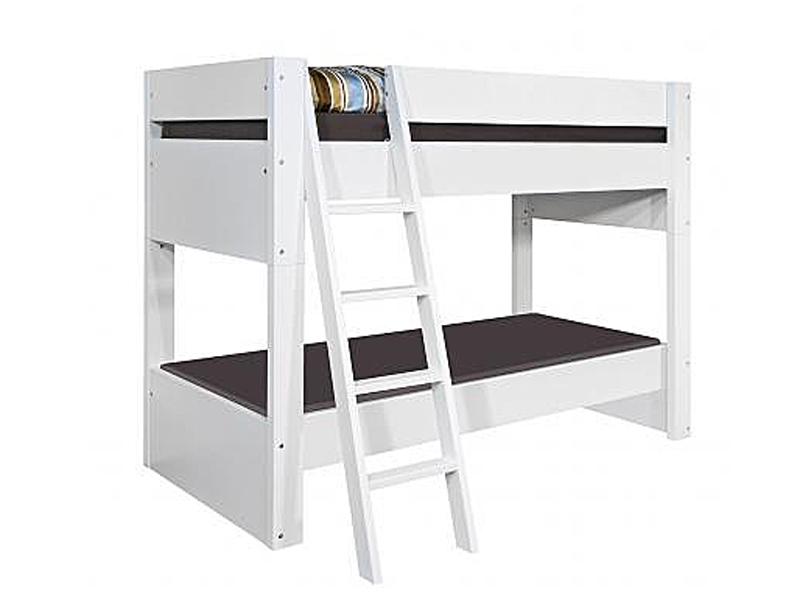 arte m etagenbett clever weiss g nstig online kaufen. Black Bedroom Furniture Sets. Home Design Ideas