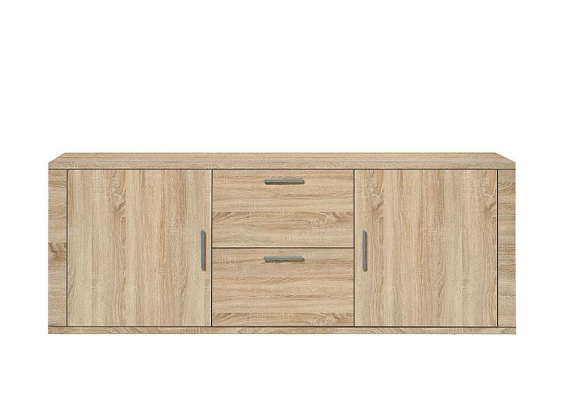 arte m sideboard cool kommode lowboard t r schubkasten. Black Bedroom Furniture Sets. Home Design Ideas
