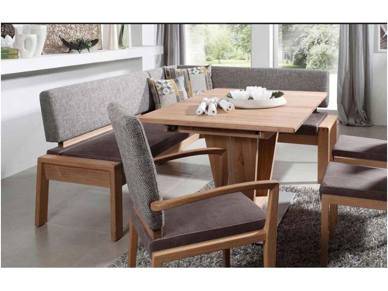 k w m bel lugano 4103 eckbank f r esszimmer anbauecke und. Black Bedroom Furniture Sets. Home Design Ideas