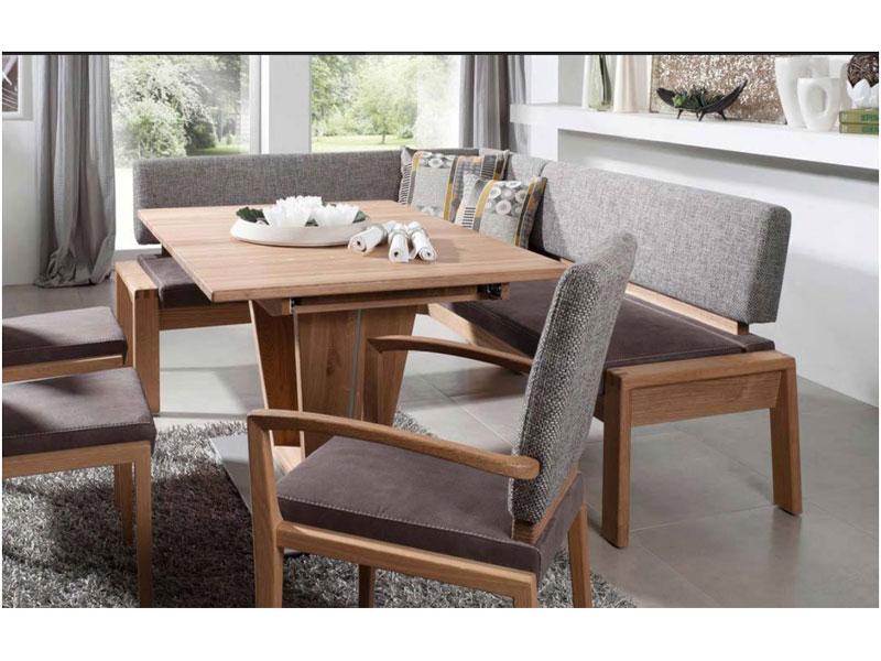k w m bel lugano 4103 eckbank f r esszimmer anbauecke und bankelement w hlbar ebay. Black Bedroom Furniture Sets. Home Design Ideas