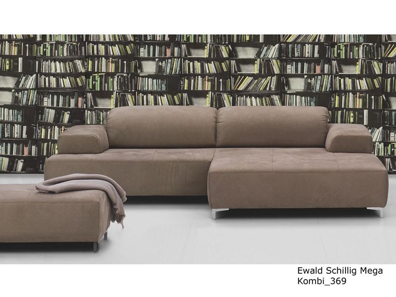 ewald schillig mega kombi 369 ecksofa element mit armlehne clubchair wohnzimmer ebay. Black Bedroom Furniture Sets. Home Design Ideas