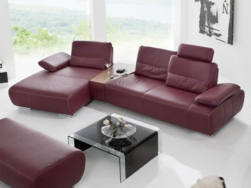leder sofa garnitur miami k w m bel eck couch kunstleder wohnlandschaft. Black Bedroom Furniture Sets. Home Design Ideas