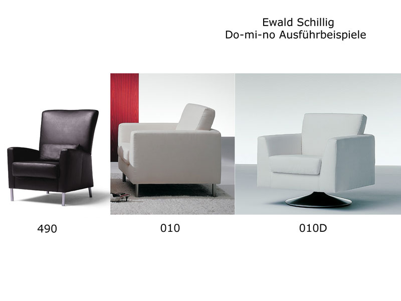 ewald schillig domino sessel polstersessel in. Black Bedroom Furniture Sets. Home Design Ideas