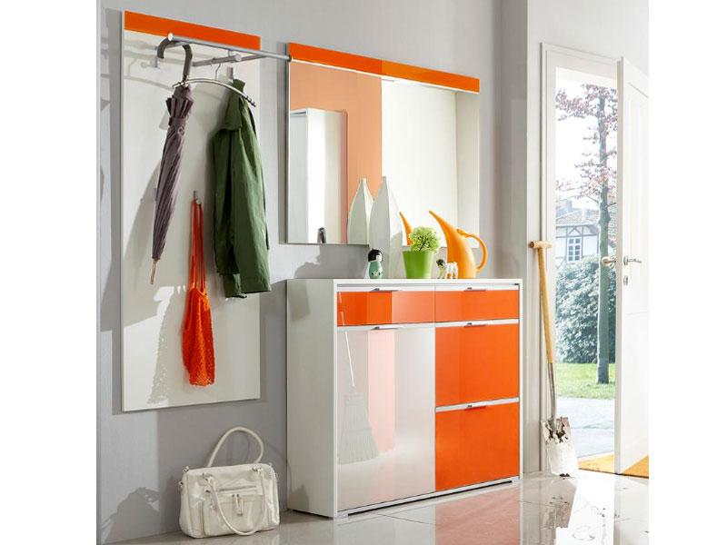 wittenbreder multi color tre mehrzweckschrank spiegel garderoben paneel schrank ebay. Black Bedroom Furniture Sets. Home Design Ideas
