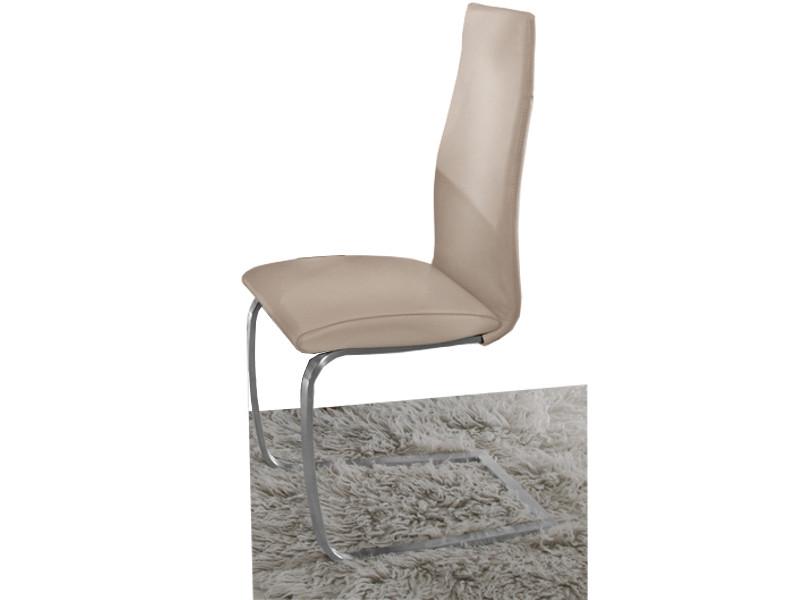 niehoff stuhl freischwinger 3621 esszimmerstuhl in kunstleder oder leder ebay. Black Bedroom Furniture Sets. Home Design Ideas