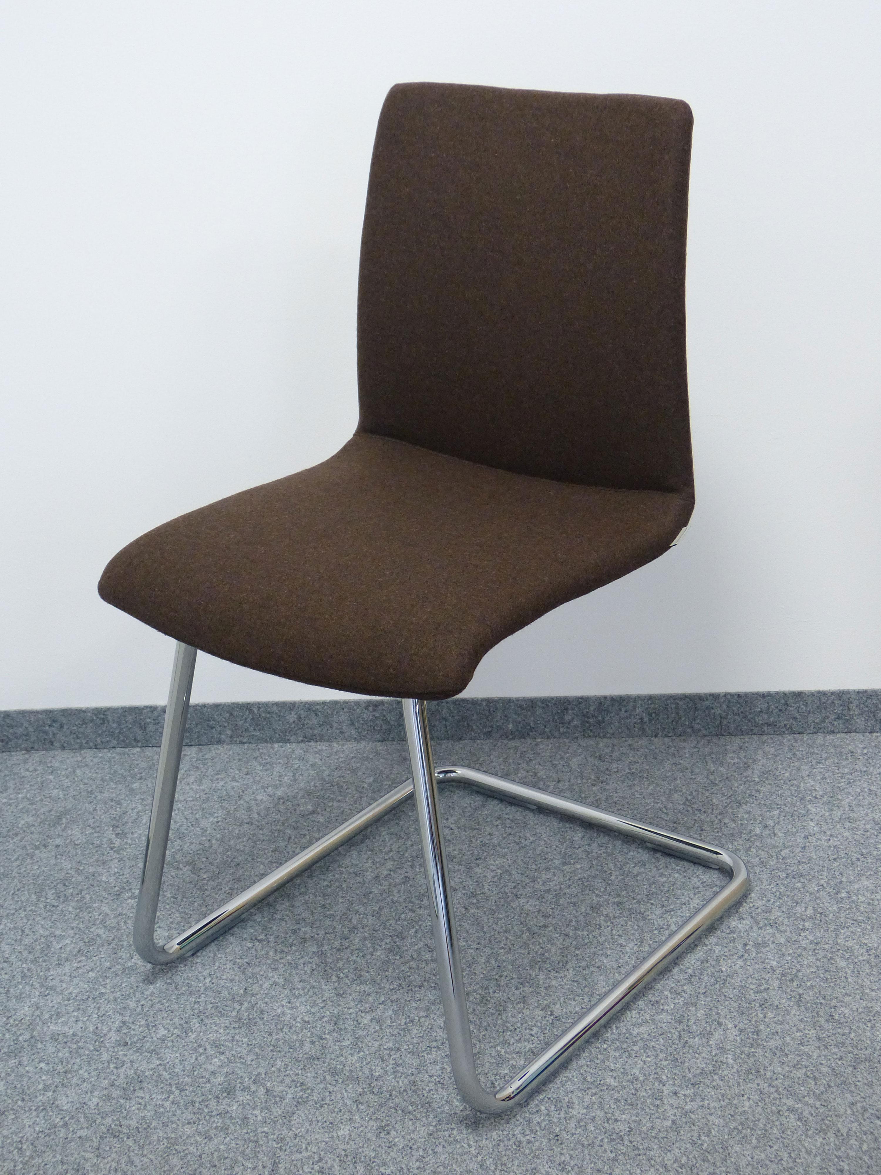 Ronald schmitt design 4er set stuhl tetra rst 61 for Ronald schmitt
