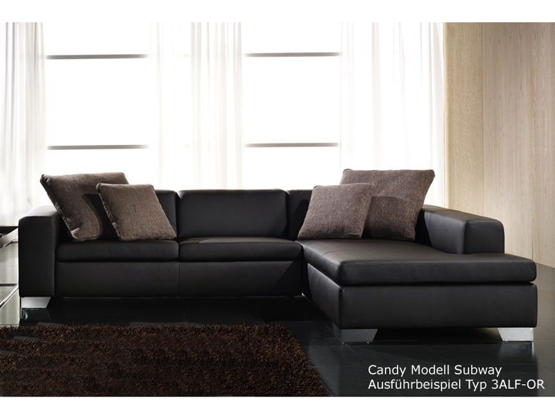 candy ecksofa subway polsterecke polstersofa f r. Black Bedroom Furniture Sets. Home Design Ideas