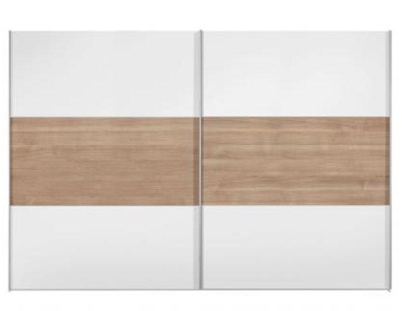 kleiderschrank mit schiebet r arte m trio g nstig online kaufen schlafzimmerschrank. Black Bedroom Furniture Sets. Home Design Ideas